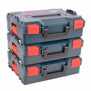 L Boxx Einlage : 3er pack bosch l boxx 136 gr 2 ohne einlage neue ausf hrung ebay ~ Yasmunasinghe.com Haus und Dekorationen