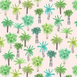 palm tree pattern   Tumblr