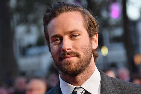 Who is Armie Hammer? Hollywood actor's life.