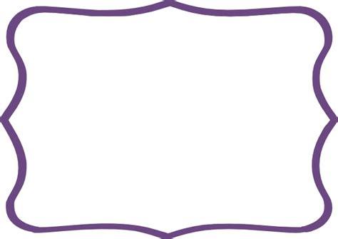 hot lilac frame clip art  clkercom vector clip art