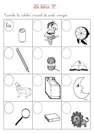 resultado de imagen para cuadernillo conciencia fonologica letras actividades de letras