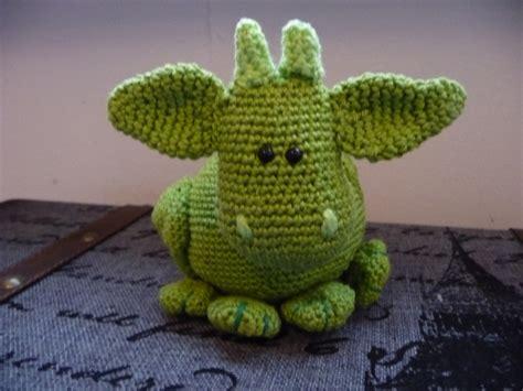 Dibbes the Dragon, amigurumi crochet   Crochet dragon ...