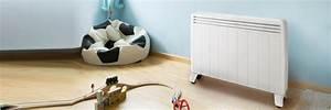 Chauffage À Inertie : le radiateur lectrique mobile un quipement fiable et ~ Nature-et-papiers.com Idées de Décoration