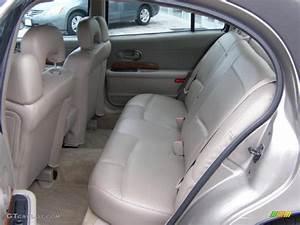 Taupe Interior 2003 Buick Lesabre Custom Photo  38156841