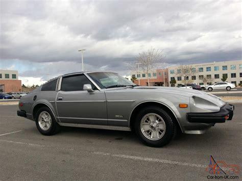 nissan datsun old model classic 1980 datsun 280zx sports coupe nissan