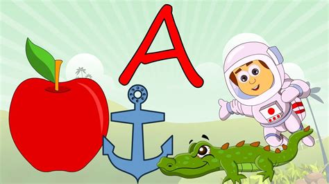 learn about the letter a preschool activity 968 | maxresdefault