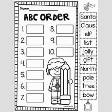 Free Christmas No Prep Worksheets  Able  Pinterest  Christmas Worksheets, Christmas