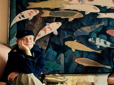 Truman Capote Author Of Breakfast At Tiffanys