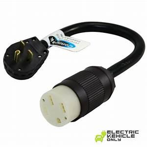 Conntek Ev630t Nema 6  Tesla Pigtail Adapter