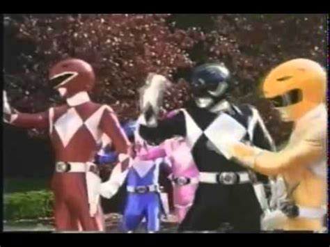 Today on Power Rangers Collection season 1 part 2 - YouTube