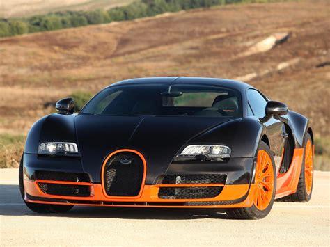 Bugatti Veyron Super Sport Specs And Photos 2010 2011