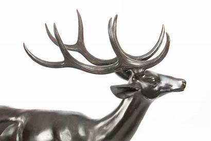 Fallow Deer 1stdibs 20th Late Bronze Century
