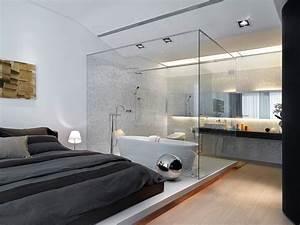 Bad Luxus Design : baddesign und schlafzimmer vereint geht das tipps wie es geht ~ Sanjose-hotels-ca.com Haus und Dekorationen