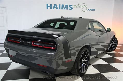 dodge challenger scat pack  haims motors