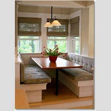 Kitchen Booth Table On Pinterest  Kitchen Corner Booth