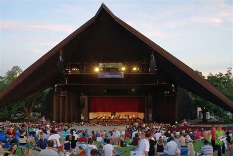 miller outdoor theatre  october