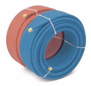 Tube Per 16 : tube per pr gain d16 bleu 70m tres gaine annel e ict pp rau per r f 12605111073 rehau chauffage ~ Melissatoandfro.com Idées de Décoration