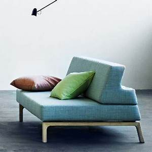 Le canape lit lazy un sofa convertible en lit en for Canape lit deco