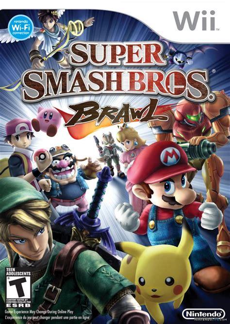 Super Smash Bros Brawl Wii News Reviews Trailer