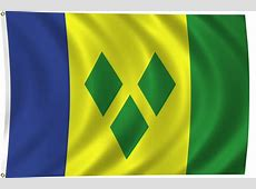 Saint Vincent and the Grenadines Flag Pictures