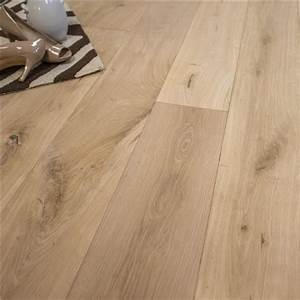 7 1 2quot x 5 8quot european french oak unfinished micro bevel With beveled hardwood floor