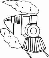 Ticket Coloring Getcolorings Polar Train Express sketch template