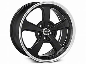 mustang wheels mustang rims americanmuscle free shipping With mickey thompson street comp white letters