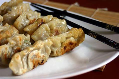 cuisine japonaise recette facile recette de gyoza raviolis japonais faits maison