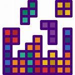 Tetris Icons Icon Flaticon Svg Shapes Selection