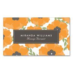 floral business cards images business cards