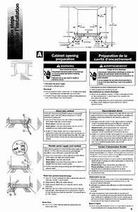 Kitchenaid Kuds24seal2 User Manual Undercounter Dishwasher