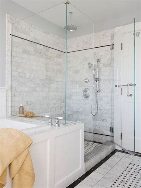 luxurious stand up showers
