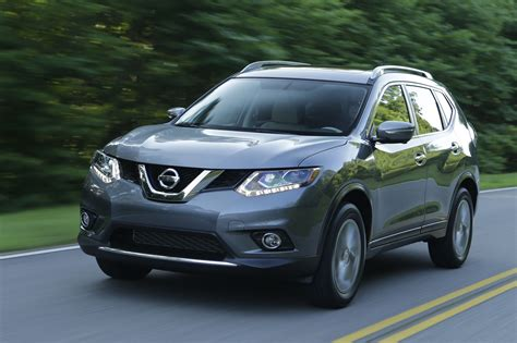grey nissan rogue 2015 2015 nissan rogue pricing announced autoevolution