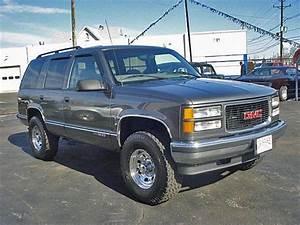 1999 Gmc Yukon Specs And Photos