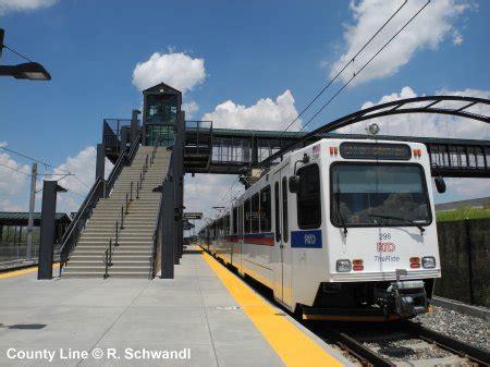 Light Rail Denver by Urbanrail Net Gt Usa Gt Denver Light Rail