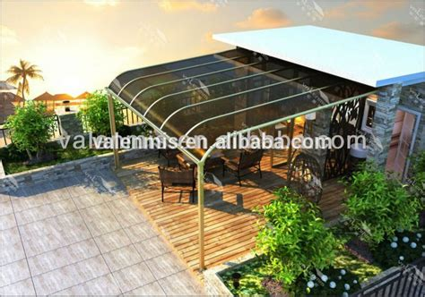 waterproof aluminum arch canopy patio covers buy alumium