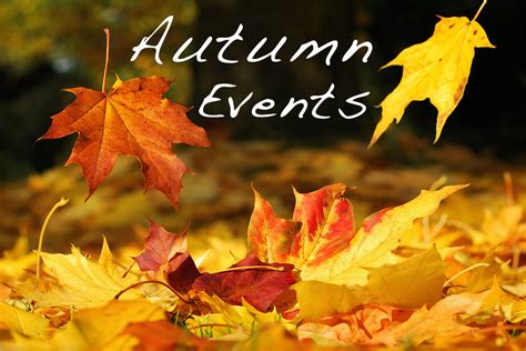 events autumn weekend holiday cny amazing spirits raise celebrate kick equinox checking autumnal least couple these
