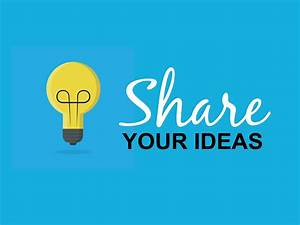 Share Your Ideas Join The Conversation Niagara On The Lake