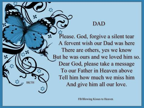 missing father  heaven quotes quotesgram