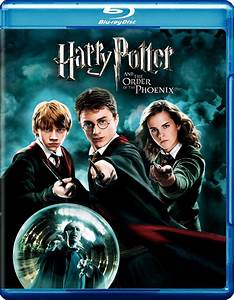 Harry Potter and the Order of the Phoenix DVD Release Date ...