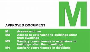 building regulations approved document m for access to and With part m documents