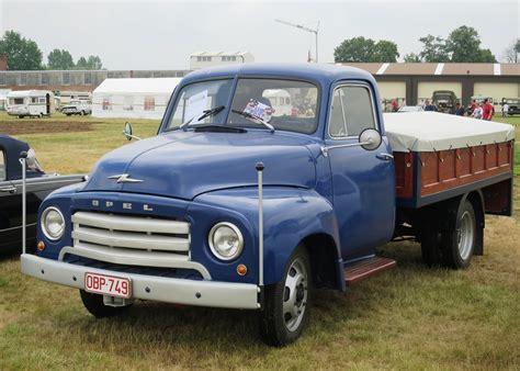 Opel Truck by File Opel Blitz Truck 1960 At Schaffen Diest In 2015 Jpg