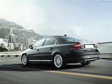 2009 Volvo S80 24d Related Infomationspecifications