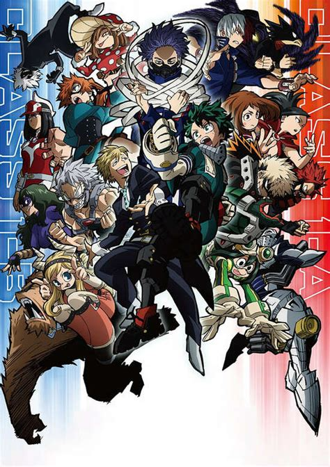 Heroes rising movie contained a huge spoiler for season 5. Boku no Hero Academia 5th Season | Kitsu