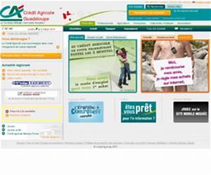 Credit Agricole Pret Auto : ca cr dit agricole de guadeloupe accueil particuliers cr dit agricole ~ Gottalentnigeria.com Avis de Voitures