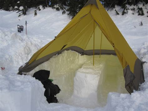 winter camping tips thatll   cozy