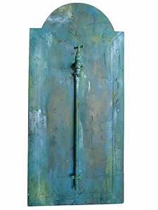 Peinture Vert De Gris : effet vert de gris ~ Melissatoandfro.com Idées de Décoration