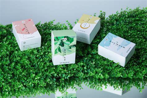 seasons mooncake packaging  behance