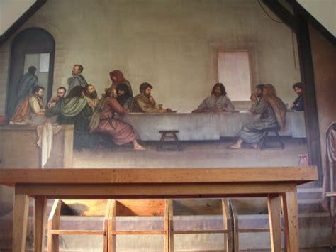 church   frescoes west jefferson north carolina