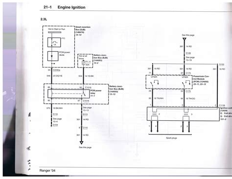 2006 Ranger Wiring Diagram by Ignition Coil Wiring Diagram Ford Focus Wiring Solutions